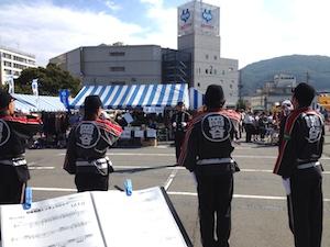 消防広場2014写真s